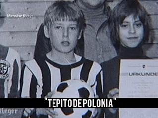 """DEL """"TEPITO DE POLONIA"""" A MAXIMO GOLEADOR EN MUNDIALES: KLOSE"""