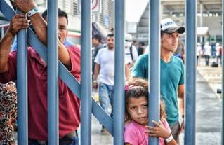 FRONTERA SUR DE MEXICO: LA ESTRATEGIA DE TORTURA SILENCIOSA PARA MIGRANTES