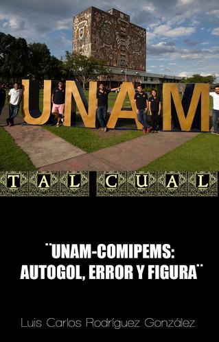 UNAM-COMIPEMS: AUTOGOL, ERROR Y FIGURA
