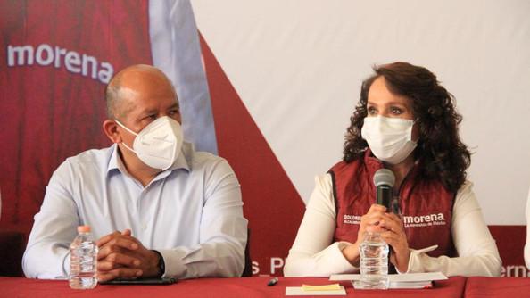 Renuncian 7 mil militantes al PRD y se suman a la campaña de Dolores Padierna en Cuauhtémoc