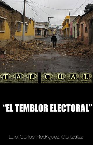 EL TEMBLOR ELECTORAL