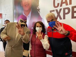 Presenta Dolores Padierna Agenda en materia de Deporte para la Alcaldía Cuauhtémoc con especial aten