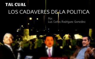 LOS CADAVERES DE LA POLITICA