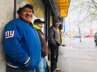 MEXICANOS EN NY: ENTRE EL COVID, MUERTES,  ABANDONO Y DEPORTACIONES