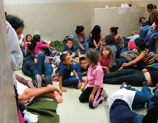 EU reúne con sus padres apenas a la mitad de niños migrantes detenidos