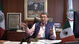 Con Unidad inicia el Periodo de Sesiones en el Senado, afirma Ricardo Monreal