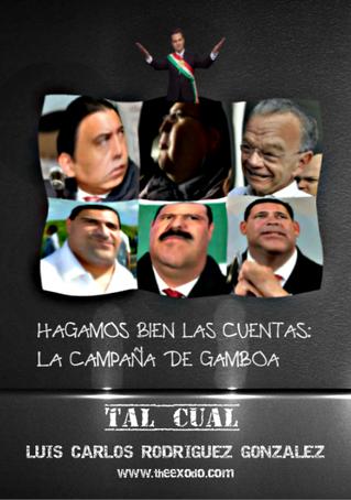HAGAMOS BIEN LAS CUENTAS: LA CAMPAÑA DE GAMBOA