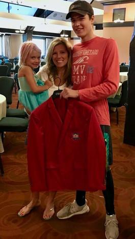 Official RBO Winner's Jacket