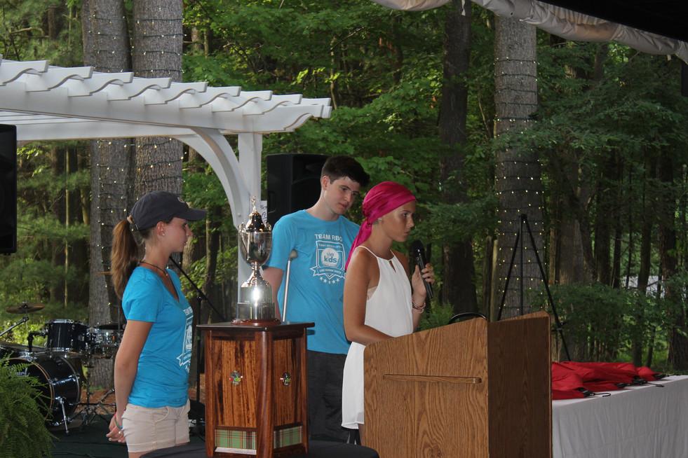 Lauren, Hunter and Kyla