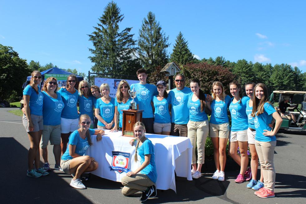 2016 Volunteers