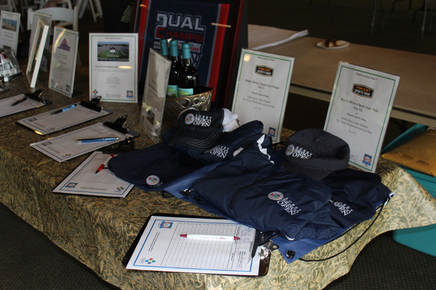 RBO merch at auction