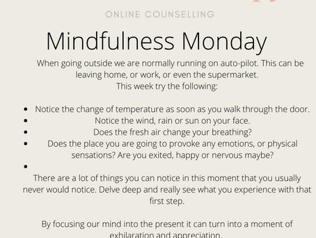 Mindfulness Monday
