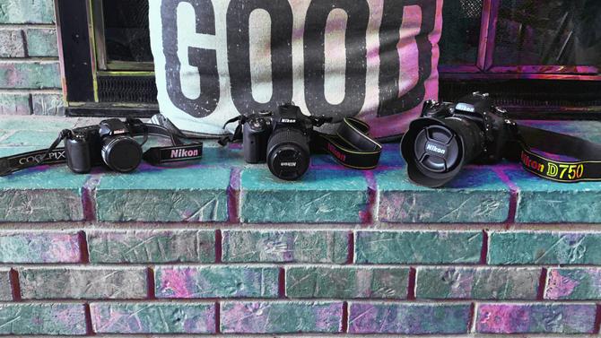 Upgrading to My Dream Camera {Nikon D750}