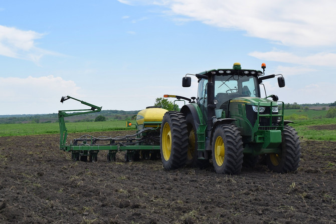 Planting Season In The Eyes of a Farmer's Daughter