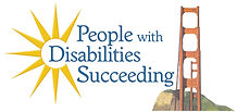 People With Disabilities Succeeding Logo