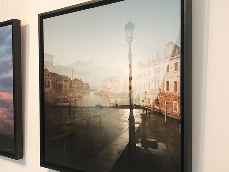 Dernière vente / Giudecca 65 x 65 cm