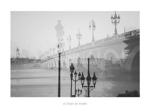 Le pont de pierre (Bordeaux)