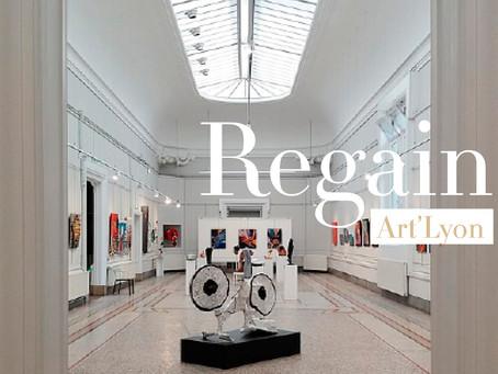 Salon Regain Art'Lyon