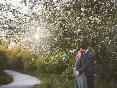 Fotografare l'attesa dell'amore puro