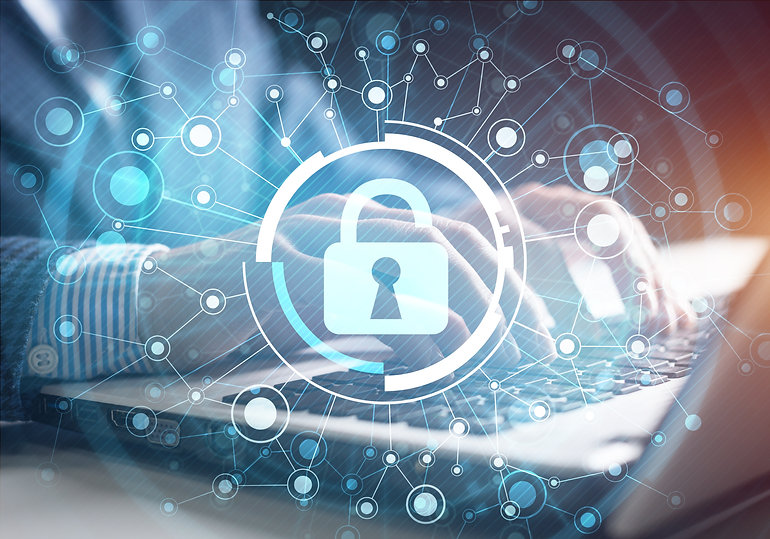 Digital cybersecurity and network protec