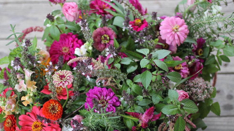 Full Season Flower Subscription - Dallas