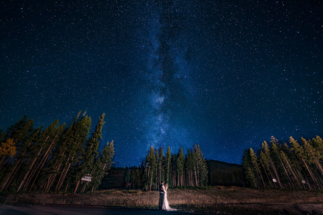 Astrophotography, star portraits, ten mile station