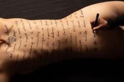 Écritoire-préparation