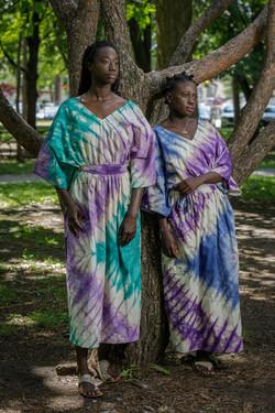 Blacky Gyan et Maty Kebe