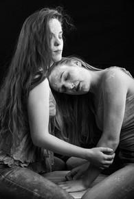 Julie et Léa