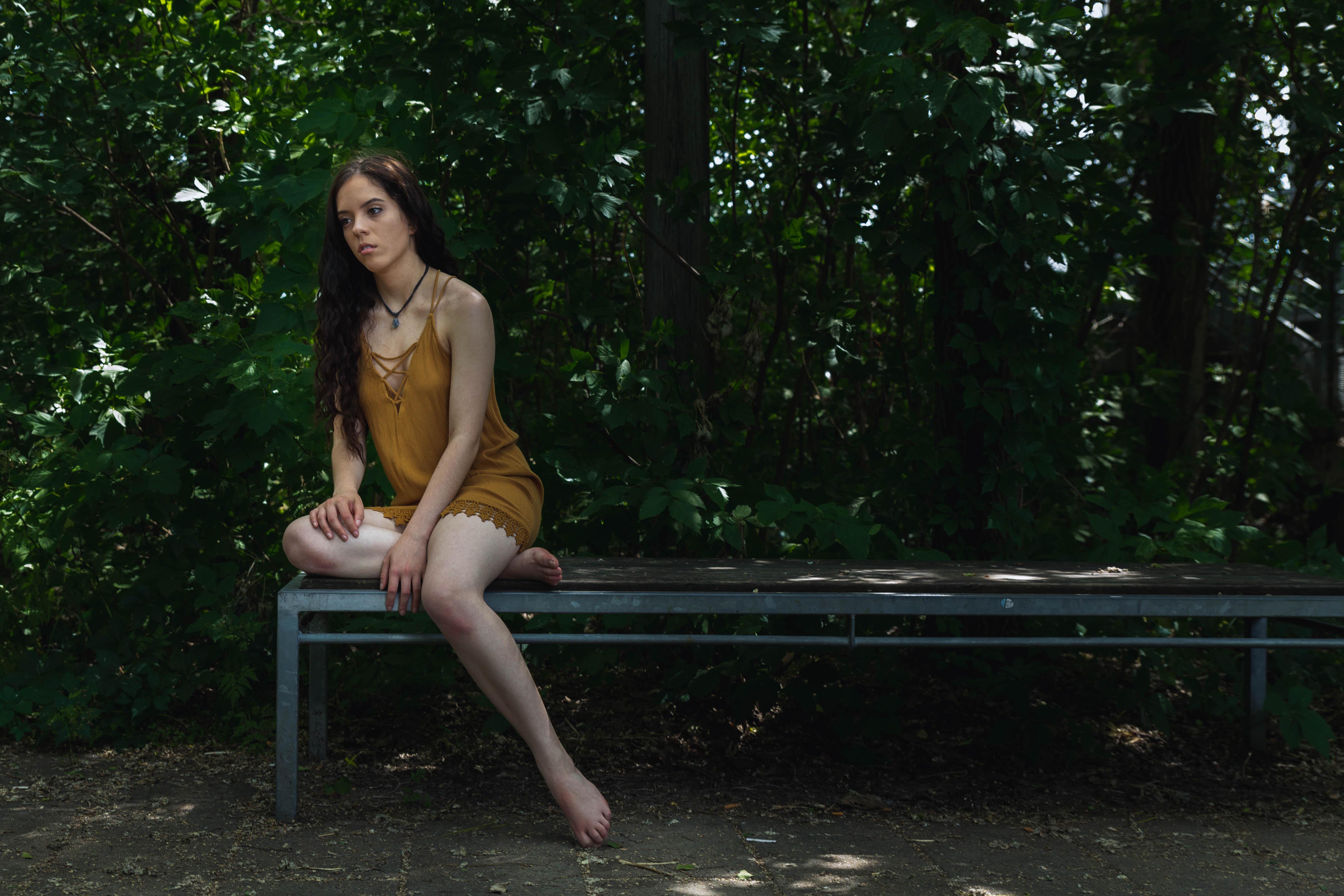 Sur le banc