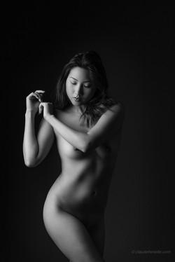CFrenette-Minh Ly nue N&B-N-9
