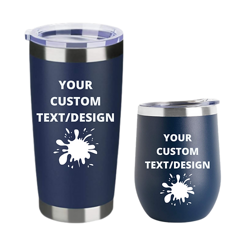 Personalized Hot/Cold Tumbler