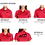Thumbnail: Red Zone Performance Polo