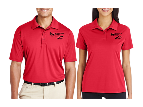 Red Zone Performance Polo