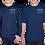 Thumbnail: Men's Zone Performance Tee - Stacked Logo