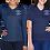 Thumbnail: Women's Zone Performance Tee - Anchor Chain