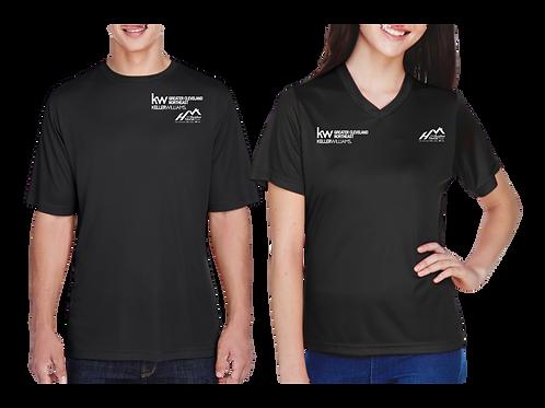 Black Zone Performance T-Shirt