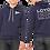 Thumbnail: Unisex Bella Canvas Hoodie - Stacked Logo