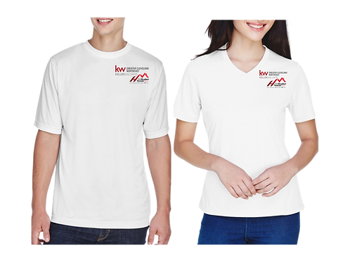 White Zone Performance T-Shirt