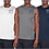 Thumbnail: Men's Zone Performance Muscle Shirt - Left Chest Design