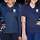 Thumbnail: Women's Zone Performance Tee - Anchor Crest