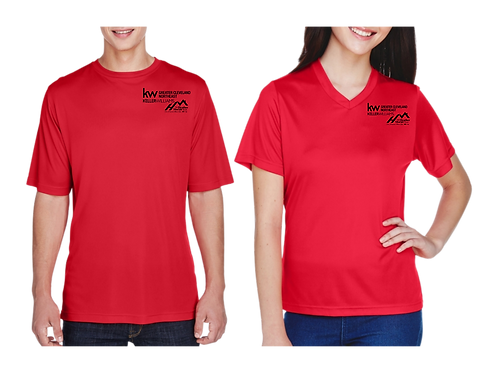 Red Zone Performance T-Shirt