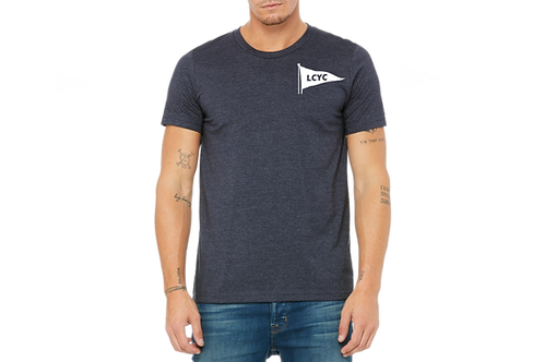 Bella Unisex TShirt - Left Chest Design