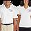Thumbnail: White Zone Performance Polo