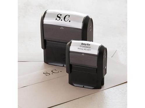 Custom Self-Inking Stamps