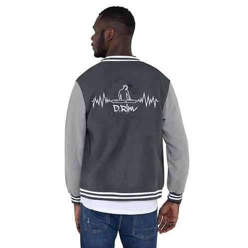 D.Rim Men's Letterman Jacket