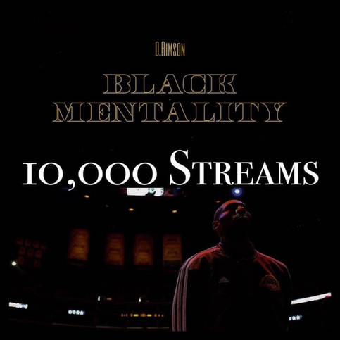 Cheers to 10,000+ streams