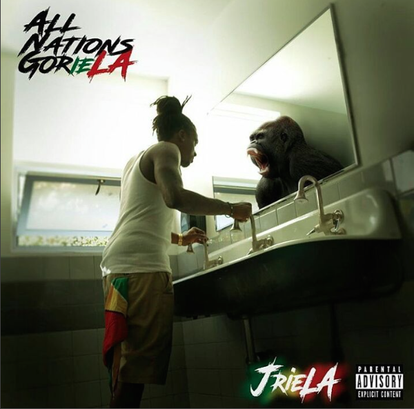 J RieLa -ALL NATIONS GorieLA (Album)