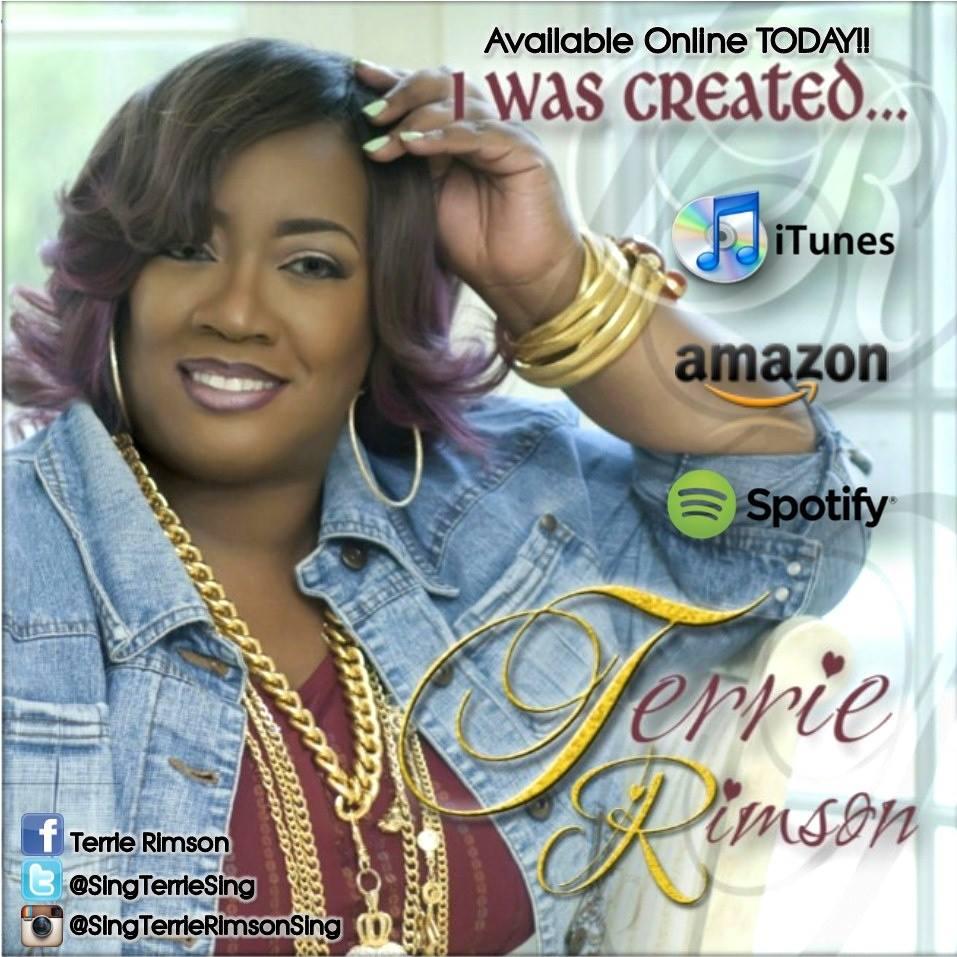 Terrie Rimson - I Was Created