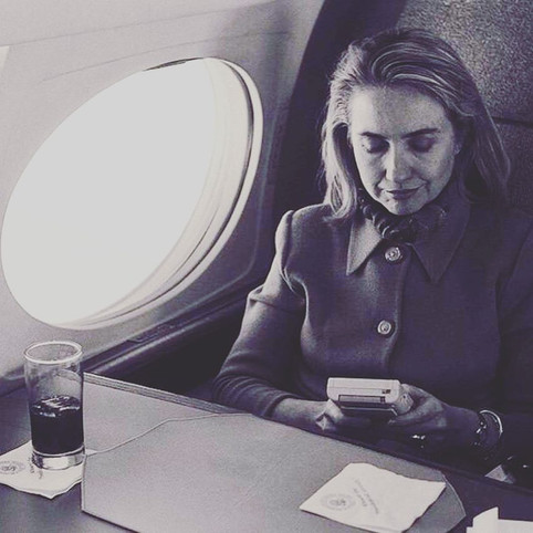 Blog # 3 Political Functions Vol.2 (My Letter To Hillary Clinton)